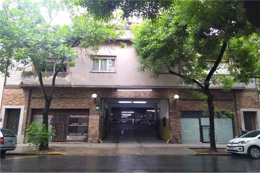 venta lote doble frente almagro 3.214/3.500 m2
