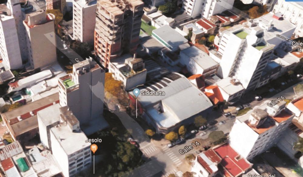 venta - lote en 46 y 14, salida a las dos calles, 750 mt2