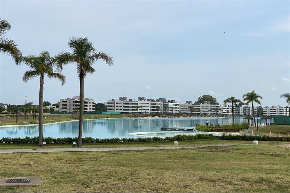 venta - lote en lagoon pilar