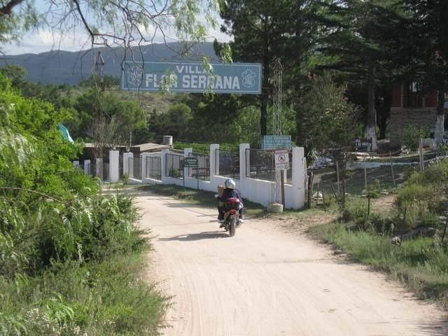 venta lote en villa flor serrana, tanti, córdoba