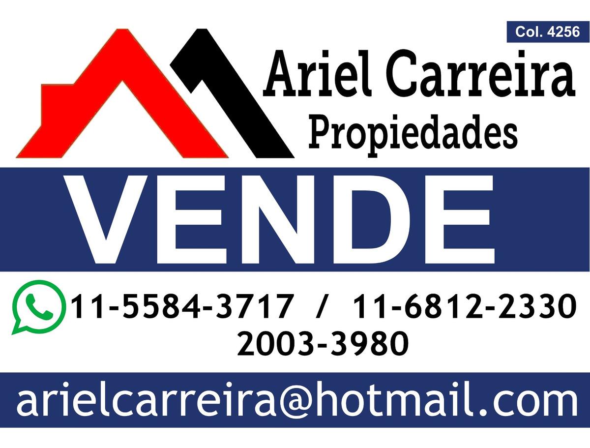 venta lote + local + ph centro guillon