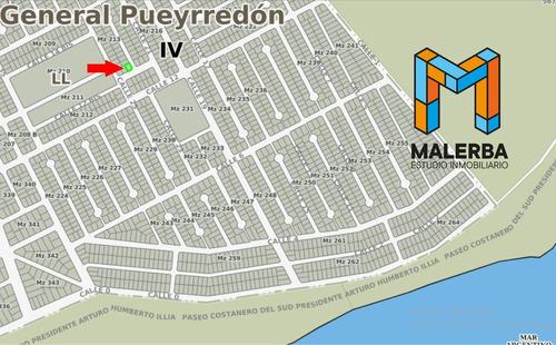 venta lote marquesado general pueyrredon