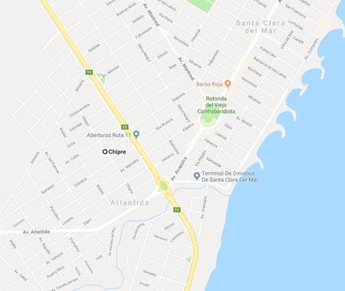 venta lote santa clara del mar barrio atlántida