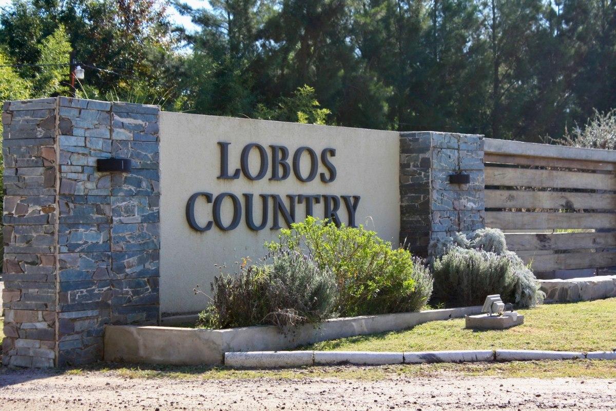 venta lotes en lobos - country club lobos - oportunidad