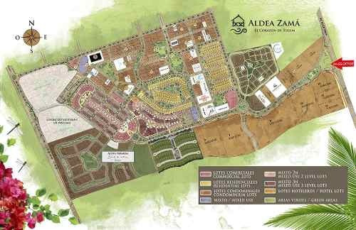 venta lotes residenciales en aldea zama premium