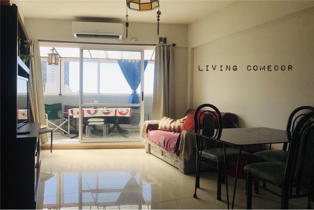 venta luminoso depto 2 amb c/balcon aterrazado