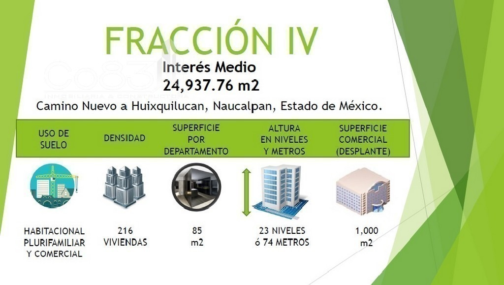 venta - macrolote - lomas del río - 24,937 m2