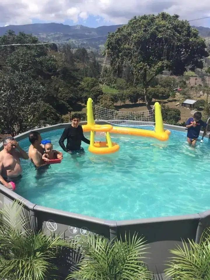 venta magnifica finca vacacional a 1 hora de bogota piscina