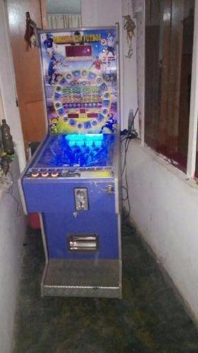 venta maquinas  de video juegos arcade pikachu pinball