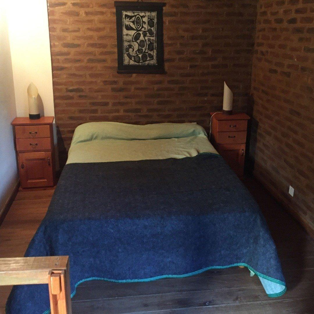 venta - mar azul - 2 cabañas 2 y 3 ambientes -  muy buena rentabilidad.en hermoso entorno parquizado .