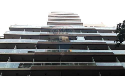 venta mono con terraza en belgrano full amenities