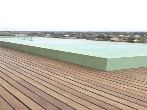 venta monoambiente al frente con balcon ituzaingo norte