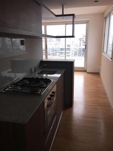 venta monoambiente balcón terraza, piso alto, amenities - palermo chico