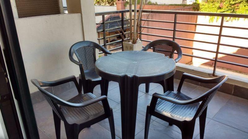 venta monoambiente colegiales balcón terraza piscina