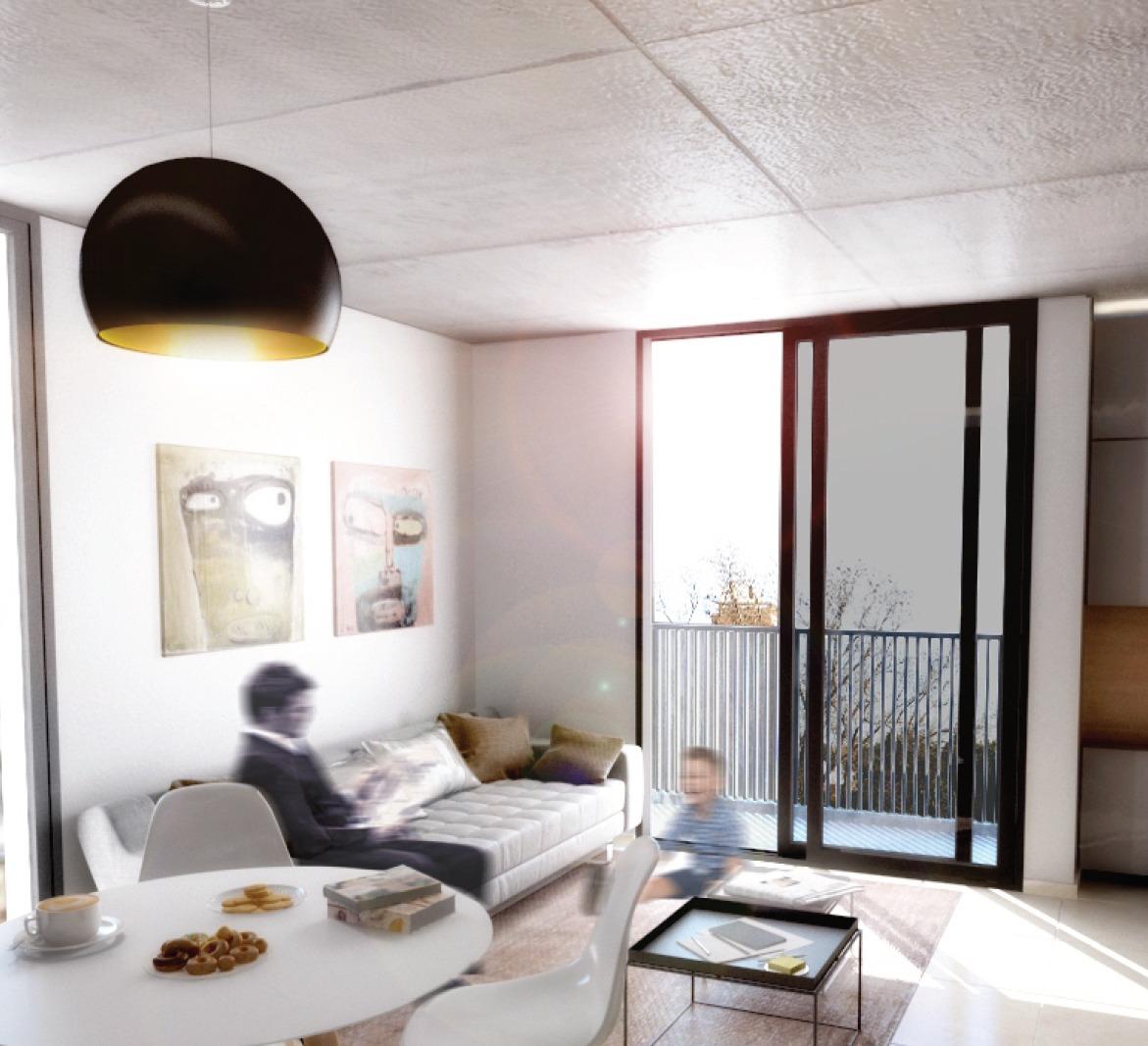 venta monoambiente con balcon - financiado / a estrenar - entrega 2020
