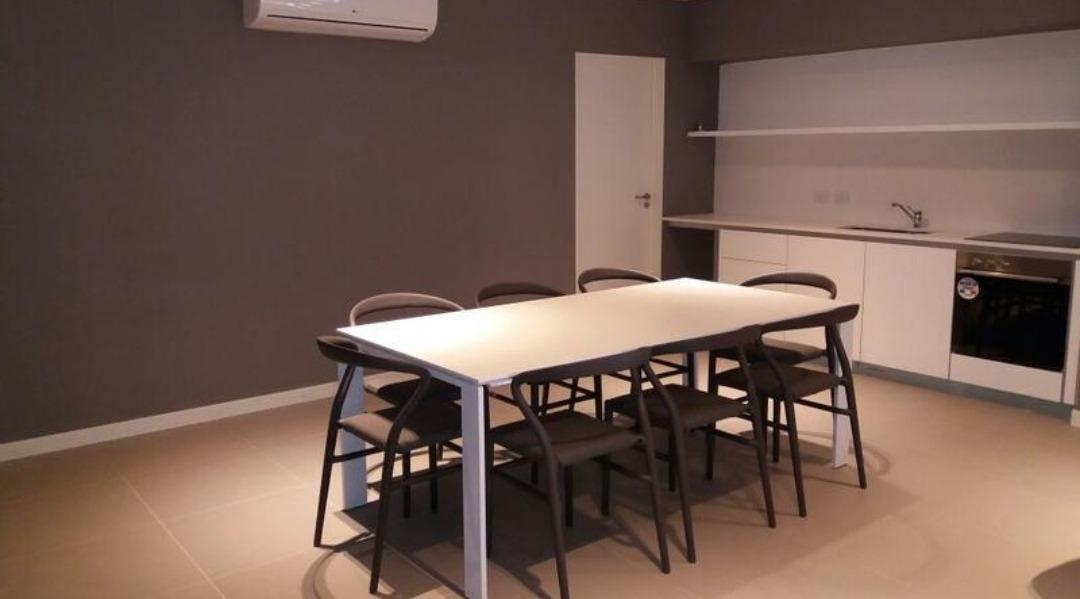 venta monoambiente con cochera en mirabilia studios belgrano