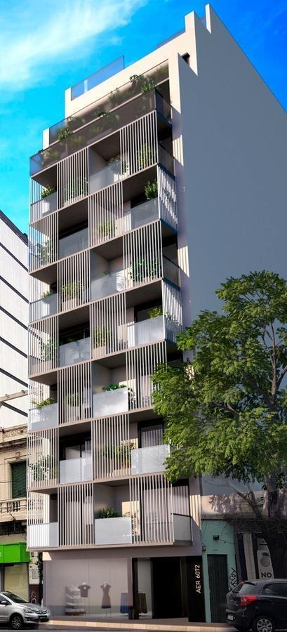 venta monoambiente divisible c/balcón terraza al frente