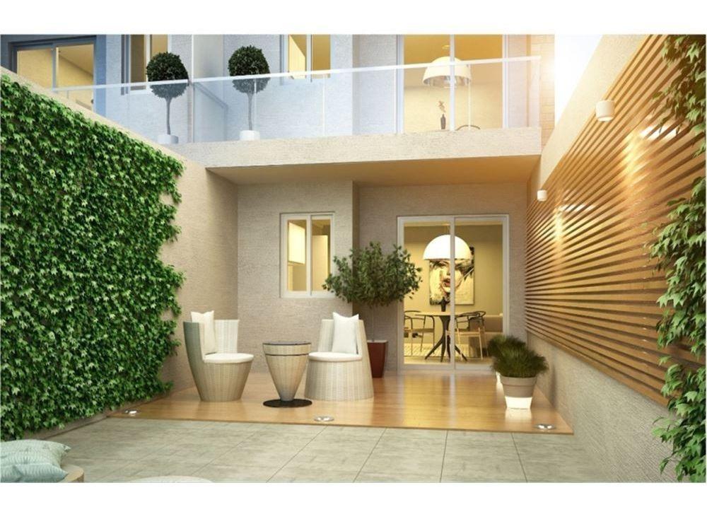 venta monoambiente en construcción