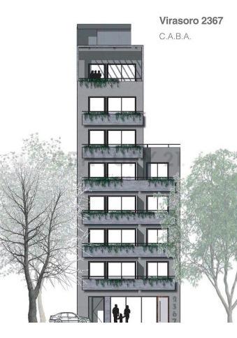 venta monoambiente en pozo edificio de categoria en palermo