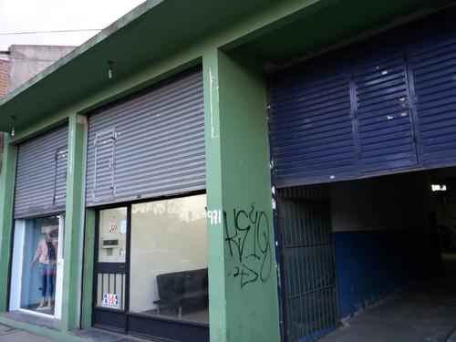 venta monte grande galpón + 2 locales sobre lote 280 m2!