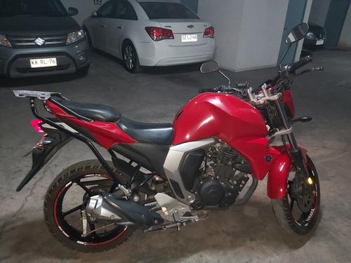 venta moto yamaha fz 2.0