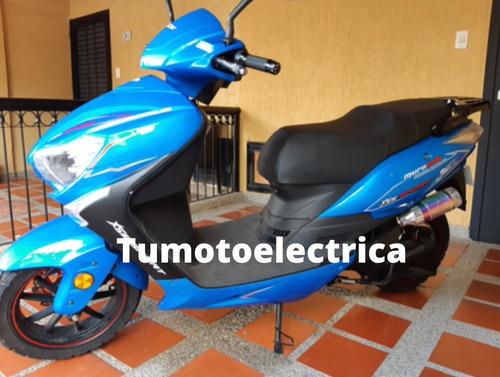 venta motos electricas scooter