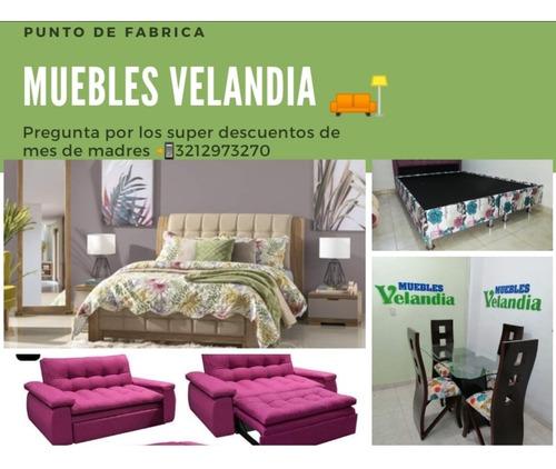 venta muebles punto de fabrica