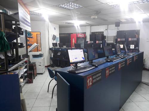 venta negocio dentro de universidad de guayaquil cyber copia