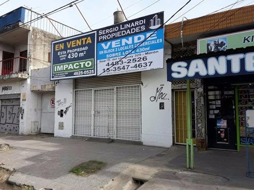 venta o alquiler de local comercial sobre avenida don bosco