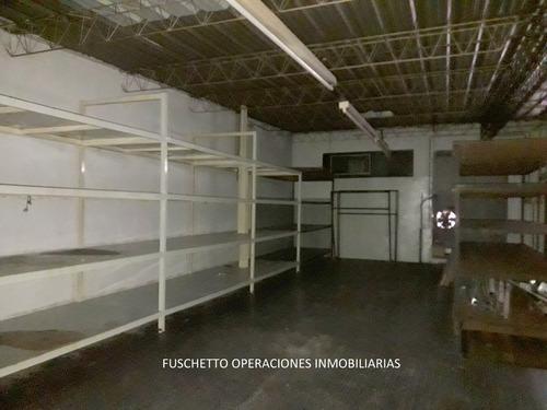 venta o alquiler! galpón 580 m² en ciudad madero (cód. 731)