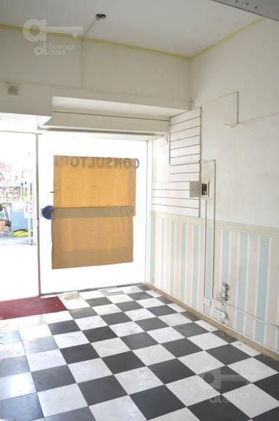 venta o alquiler  local galería rustique - barrio norte
