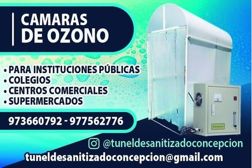 venta o arriendo de túnel desinfectante de ozono
