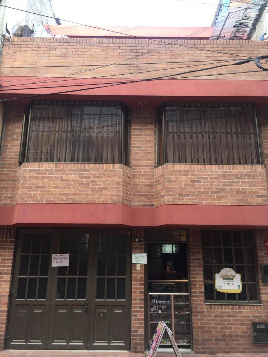 venta o permuta casa 3 pisos, suba, 1er piso apartamento