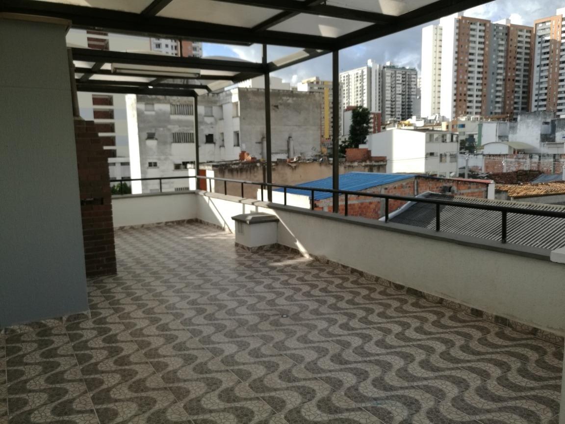 venta o permuta de penthouse en parque bolivar