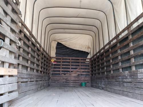 venta o permuto por casa o finca camion foton  6.4 toneladas