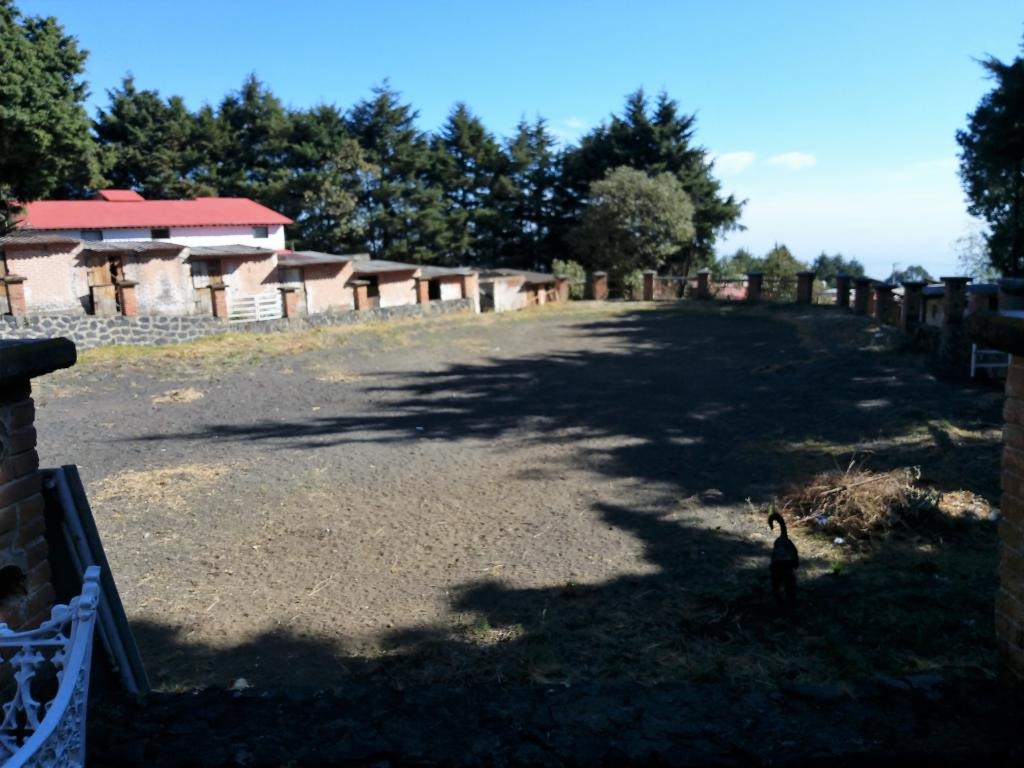 venta o renta de casa de campo en tlalpan