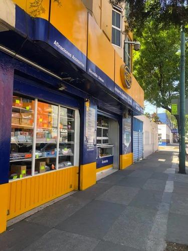 venta o renta de local comercial en tacuba
