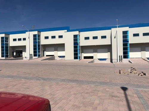 venta o renta de nave industrial a unos pasos de carretera mex-qro, 745 m2 !!!