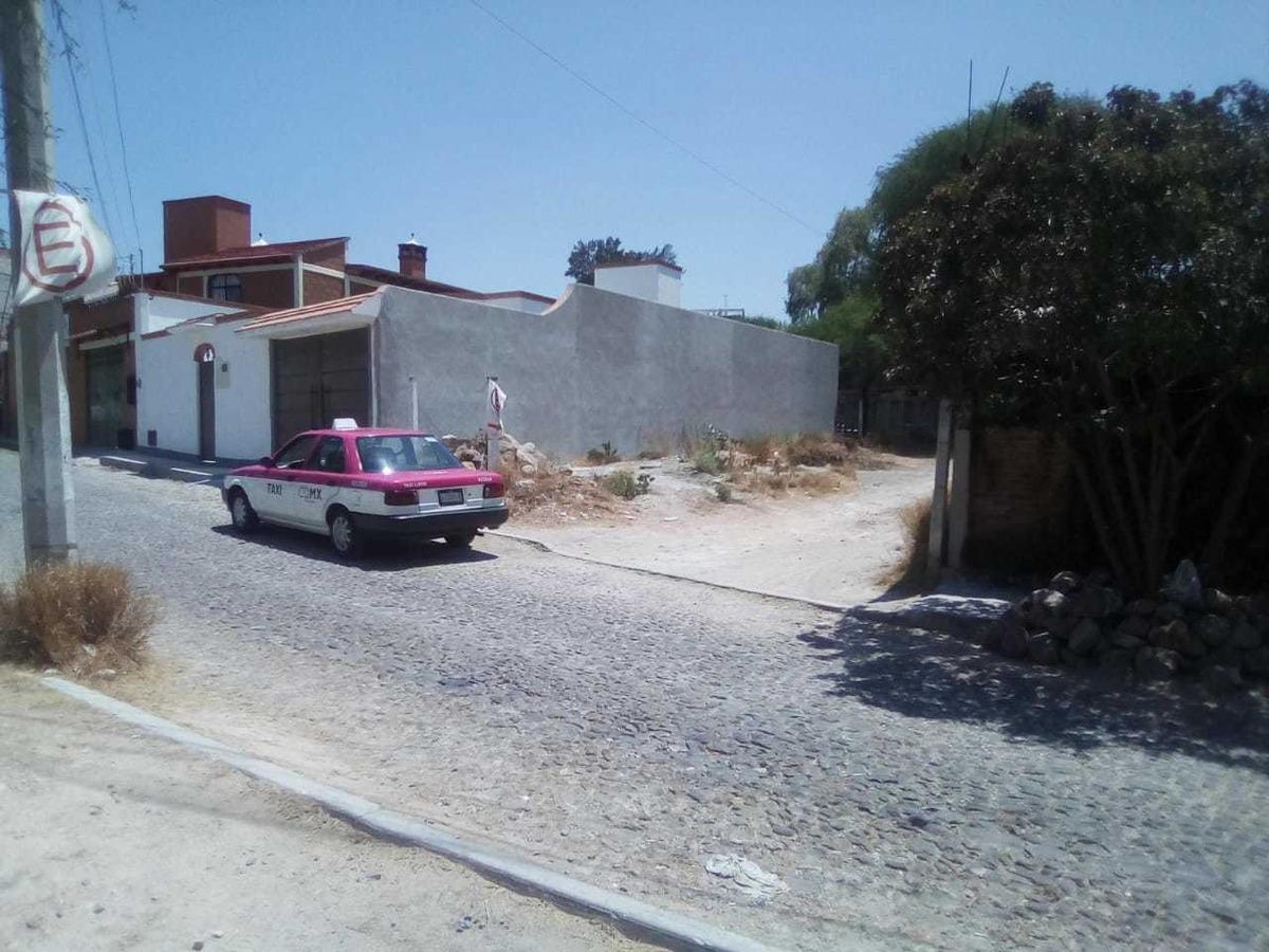 venta o renta de terreno en tequisquiapan