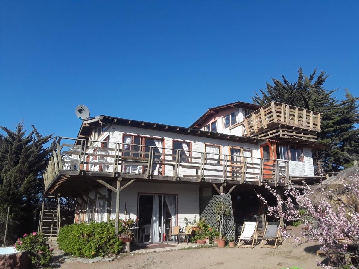 venta-oferta casa frente pichidangui especial para hospedaje