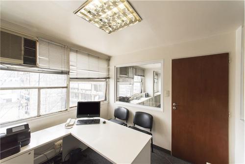 venta oficina 183m2 piso 10° - monserrat