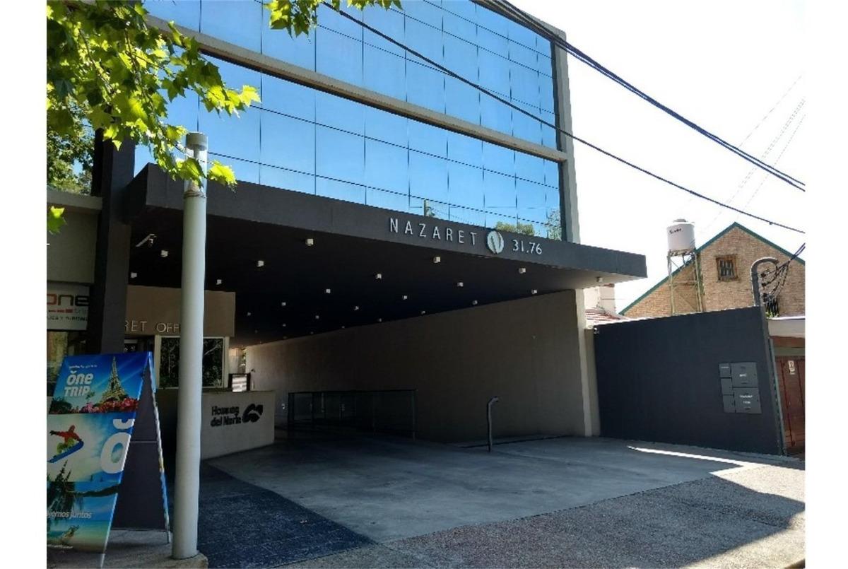 venta oficina 50m2 - edificio corporativo