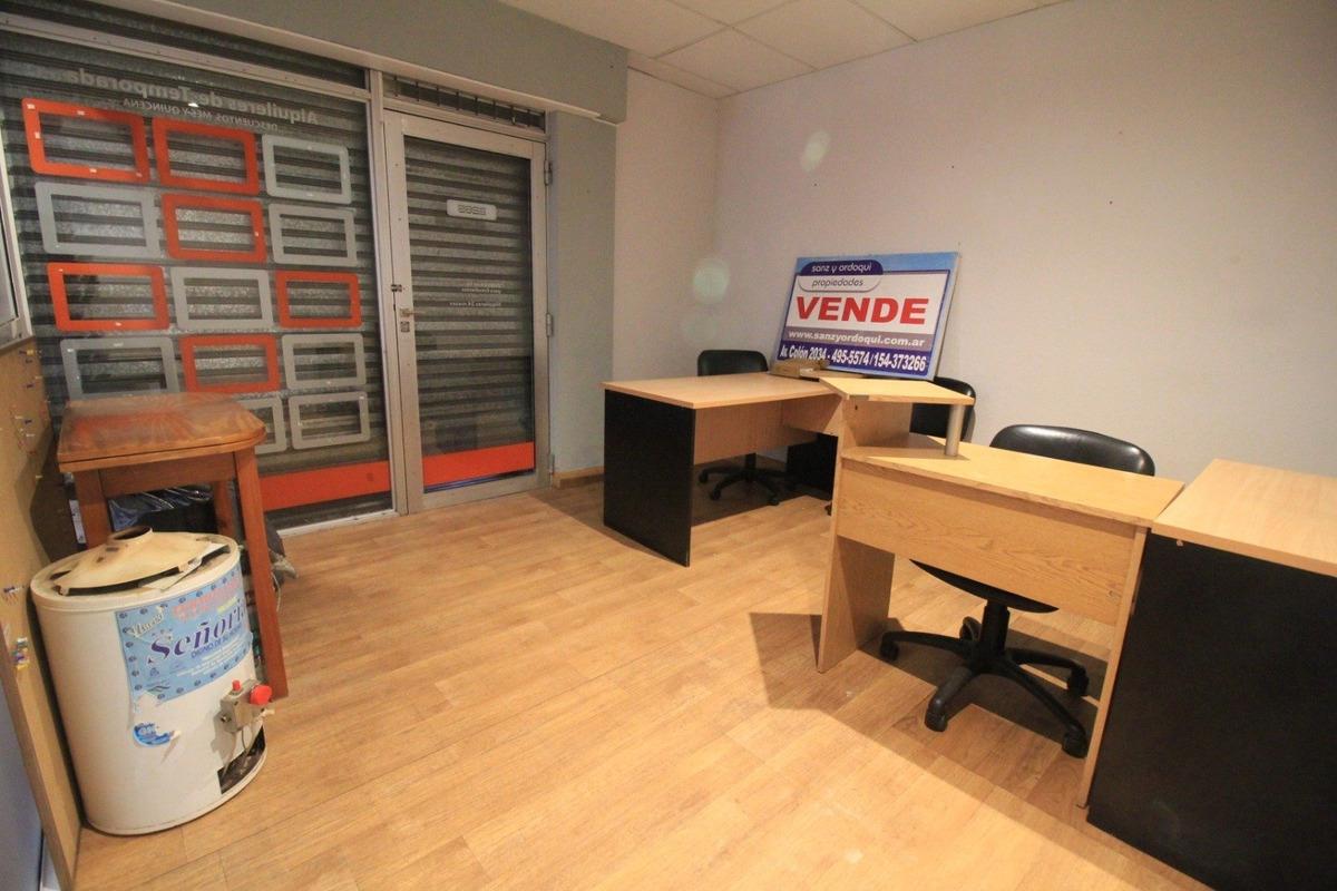 venta oficina a 100 mts. de avenida colón