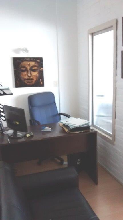 venta oficina con recepcion-rivadavia e independencia-seguridad