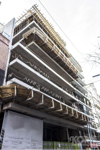 venta oficina de 1 ambiente en construccion en recoleta