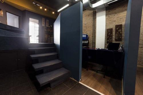 venta oficina-loft-industrial-saavedra