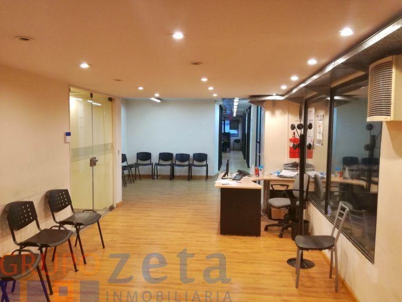 venta oficina planta libre 400 m²  microcentro