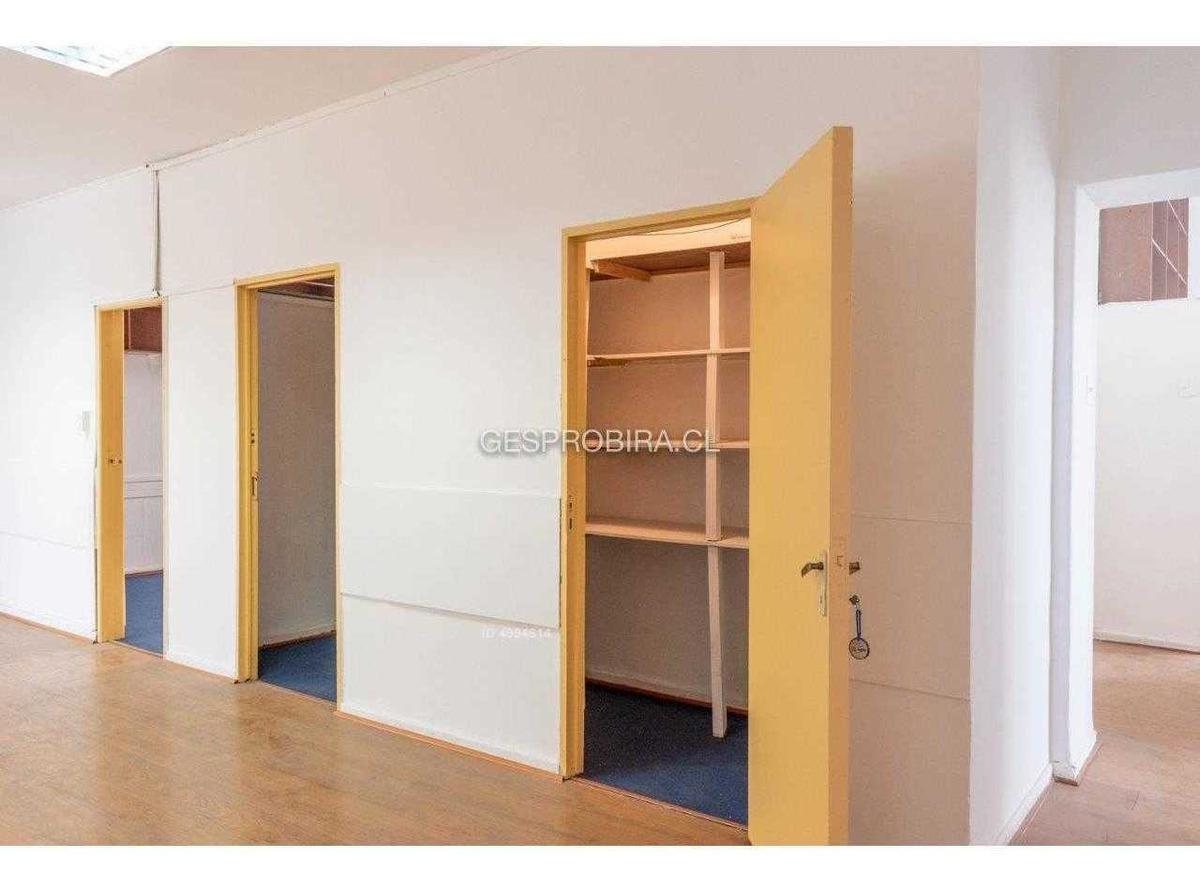 venta oficina teatinos / la moneda -santiago centro p90 gesprobira