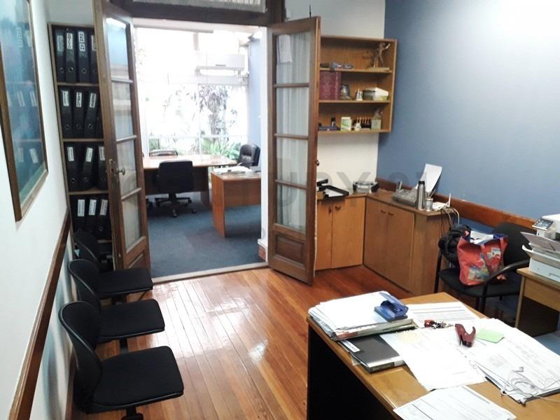 venta oficinas 2 ambientes+2 patios techados apto profesional. retiro