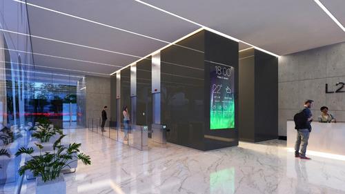 venta oficinas a+ - av libertador vicente lopez - pisos 1a6